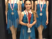 Das JV Dance Studio glänzt an der Schweizer Meisterschaft 2014